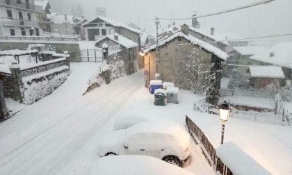 Valli Lanzo muore infarto nella neve