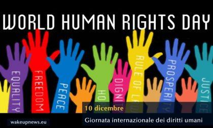 Giornata mondiale diritti umani oggi 10 dicembre