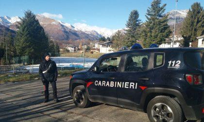 Rubano spazzolini da denti denunciati dai carabinieri