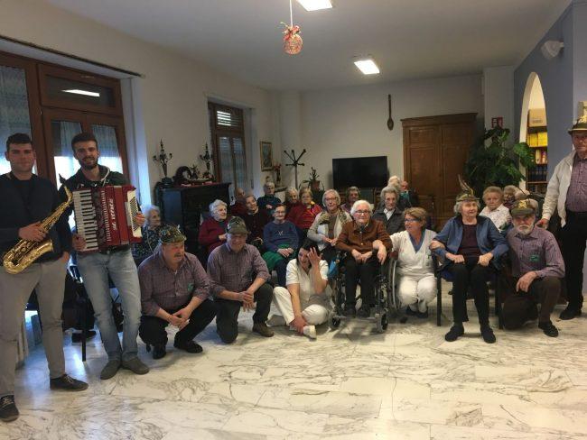 Gruppo Alpini Castellamonte rinnovato il direttivo