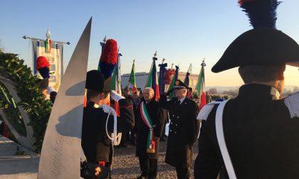 Tragedia di Volpiano commemorati i carabinieri morti 19 anni fa
