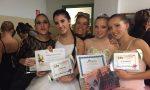 Concorso nazionale Je Danse trionfano gli allievi Accademia di Ivrea