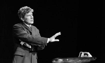 Rotella ritorna al teatro  di Chiaverano