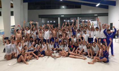 Aquasport da podio nel Trofeo dell'Orso