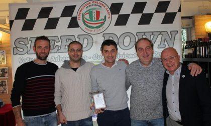 Speed Down premiato Viù