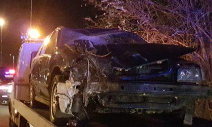 Identificato automobilista fuggito ieri sera dopo l'incidente a Ozegna
