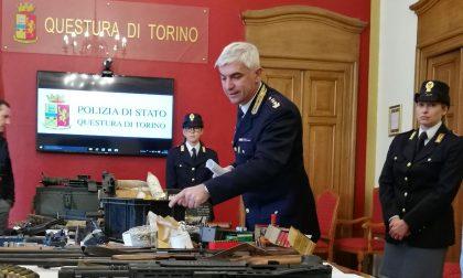 Deteneva armi e munizioni a San Benigno Foto
