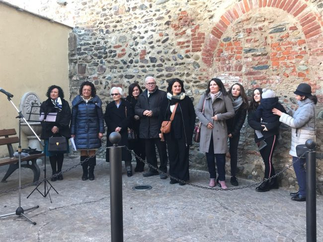 Largo Camillo Irene a Balangero