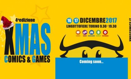 Xmas Comics and Games un successo a Lingotto