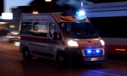 Malore fulminante 55enne muore in piazza