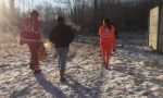 Trovato cadavere nei campi a Chivasso | Video