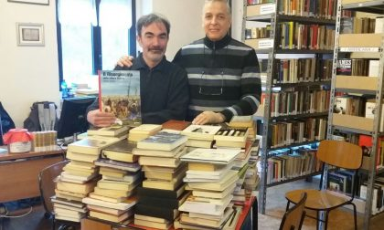 Biblioteca comunale 14mila volumi traguardo record