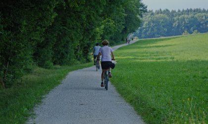 Caselle in bici alla Reggia