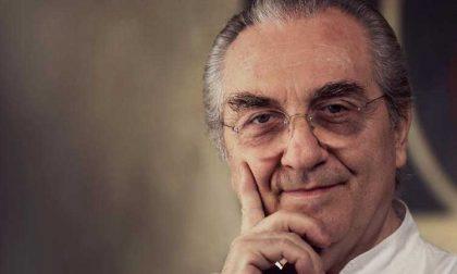 Morto Gualtiero Marchesi, il ricordo dell'eporediese Massimiliano De stefano | Foto