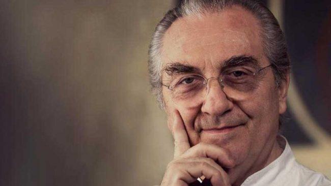 Morto lo chef Gualtiero Marchesi uno dei più noti al mondo