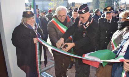 Associazione Nazionale Carabinieri inaugurata nuova sede
