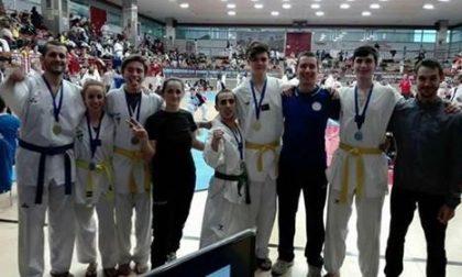 Il karate canavesano alla conquista della Liguria