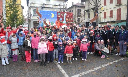 Sabato 23 c'è la festa di Natale in piazza