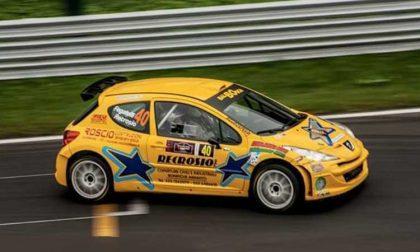 Special Rally Circuit presente anche un equipaggio canavesano