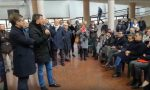 Renzi a Ivrea ascolta gli amministratori locali | Video