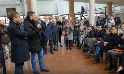 Giovani Padani contro la prof e gli studenti da Renzi
