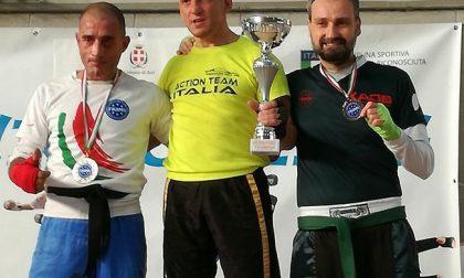 Ingrassia campione regionale nella kick boxing