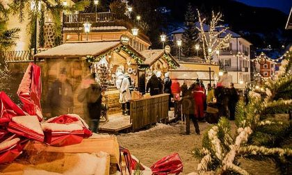 Apre il Villaggio Natale in piazza San Giovanni Ciriè