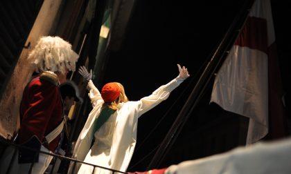 Carnevale di Ivrea sfilata a ranghi ridotti per gli aranceri