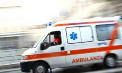 Volpiano: bimbo di 3 anni investito da uno scooter in via Udine