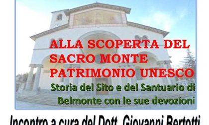 Sacro Monte Belmonte incontro alla scoperta del sito patrimonio Unesco