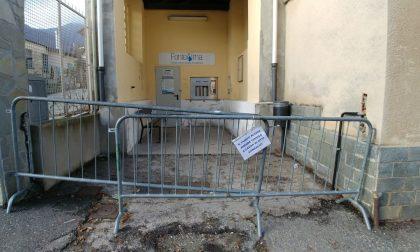 Punto Acqua distrutto dai vandali