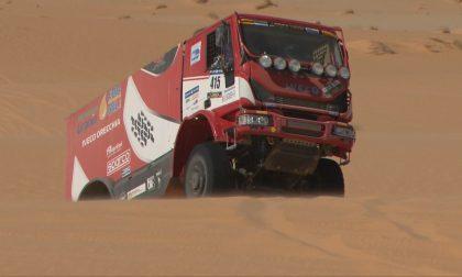 Eurocargo Rally Raid team al traguardo della Africa Eco Race