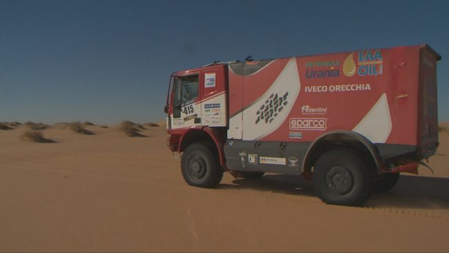 Eurocargo Rally Raid Team