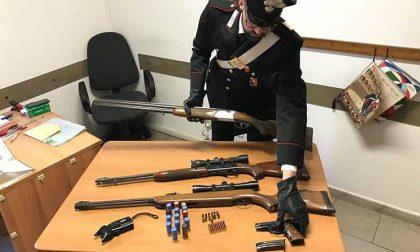 Detenzione di armi arrestato 56enne di Brandizzo