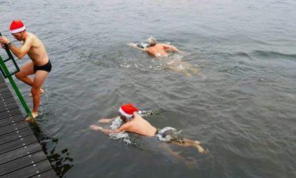 Cimento Capodanno a Ivrea e Viverone ecco i coraggiosi