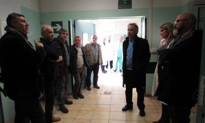 Ospedale di Cuorgnè entro aprile la nuova sede del Pronto soccorso