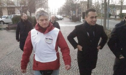 Luigi Di Maio a Ivrea per presentare il candidato 5 Stelle (Gallery)