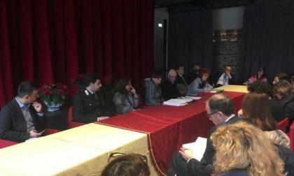 Tavolo della legalità a Leini