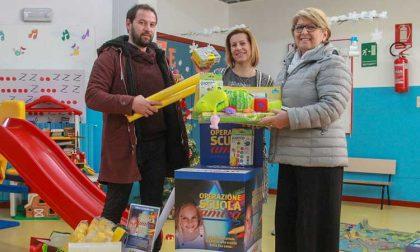 Operazione scuola amica, una bella iniziativa a San Benigno e Lombardore