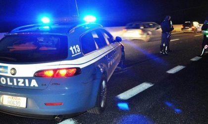Incidente autostrada A5 all'altezza di Scarmagno