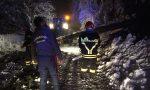Strade chiuse nella provincia di Torino