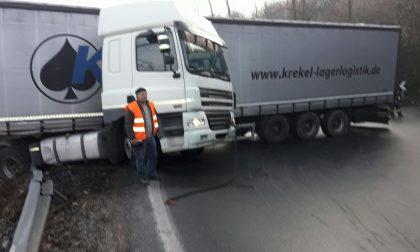 Tir di traverso sulla Rivarolo-Front | Foto