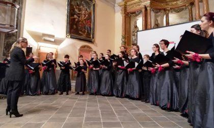 Coro Giovanile Artemusica concerto da applausi