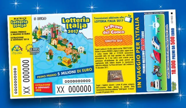 Lotteria Italia, fortuna lontana da Ferrara