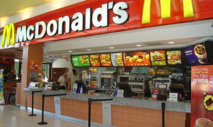 San Maurizio: McDonald's assume cinque nuovi dipendenti