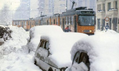 13 gennaio 1985: la nevicata record