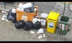 Polemica rifiuti: disservizi in tutto il Canavese nei giorni di festa | Foto