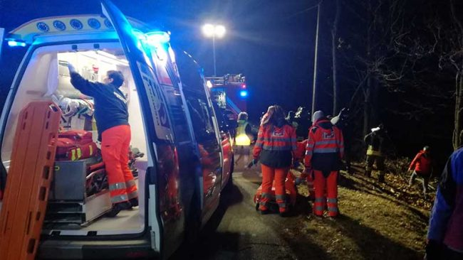 Incidente Pratiglione &#8211&#x3B; Il video