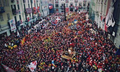 Carnevale a Ivrea in treno… conviene!