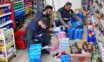 Sequestrati prodotti da fumo ad Avigliana